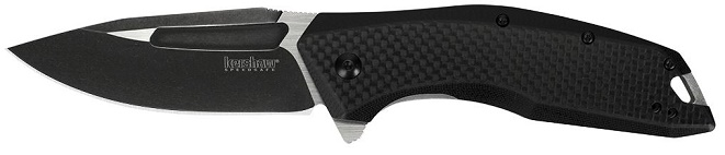Kershaw 3935 Flourish Assited Opening - G10 w/ Carbon Fiber