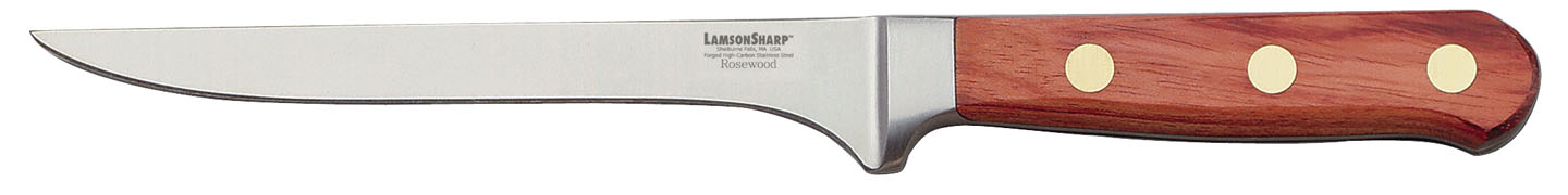 "Lamson Rosewood Forged 6"" Boning / Fillet (Online Only)"