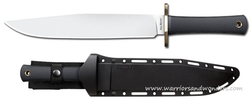 Cold Steel Trail Master O-1 Steel w/ Secure-Ex 39L16CT