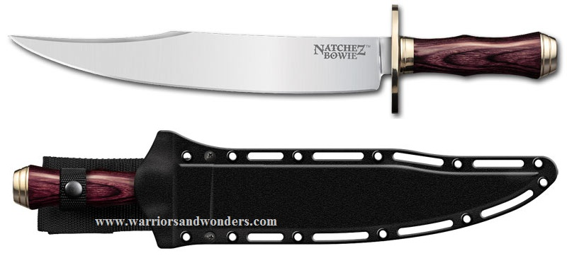 Cold Steel 39LABS Natchez Bowie SK-5 w/Sheath (Online Only)