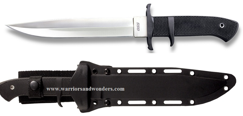 Cold Steel 39LSSC OSS Double Edged Sub-Hilt