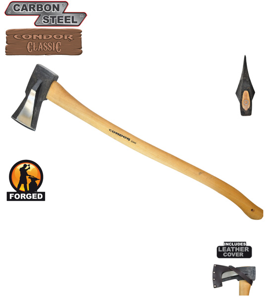 Condor CTK4030C45 GS Splitting Axe