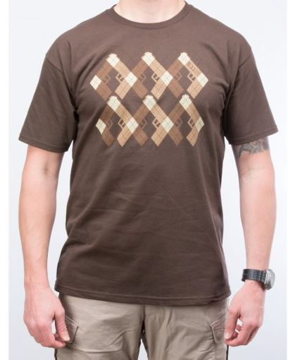 5.11 Pistol Prep T-Shirt - Chocolate