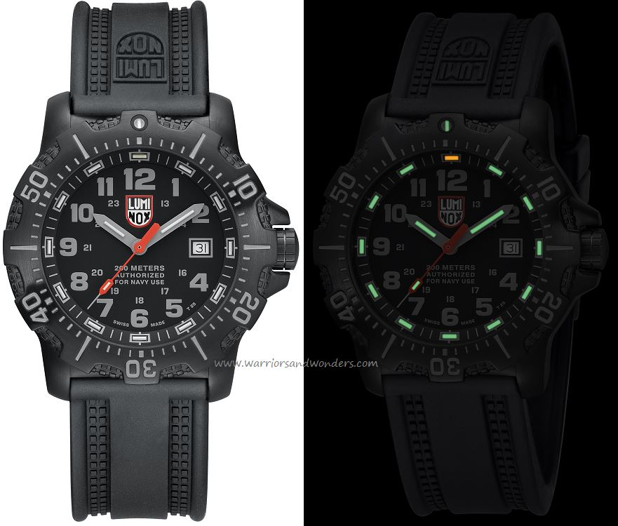 Luminox Sea A.4221 ANU Series