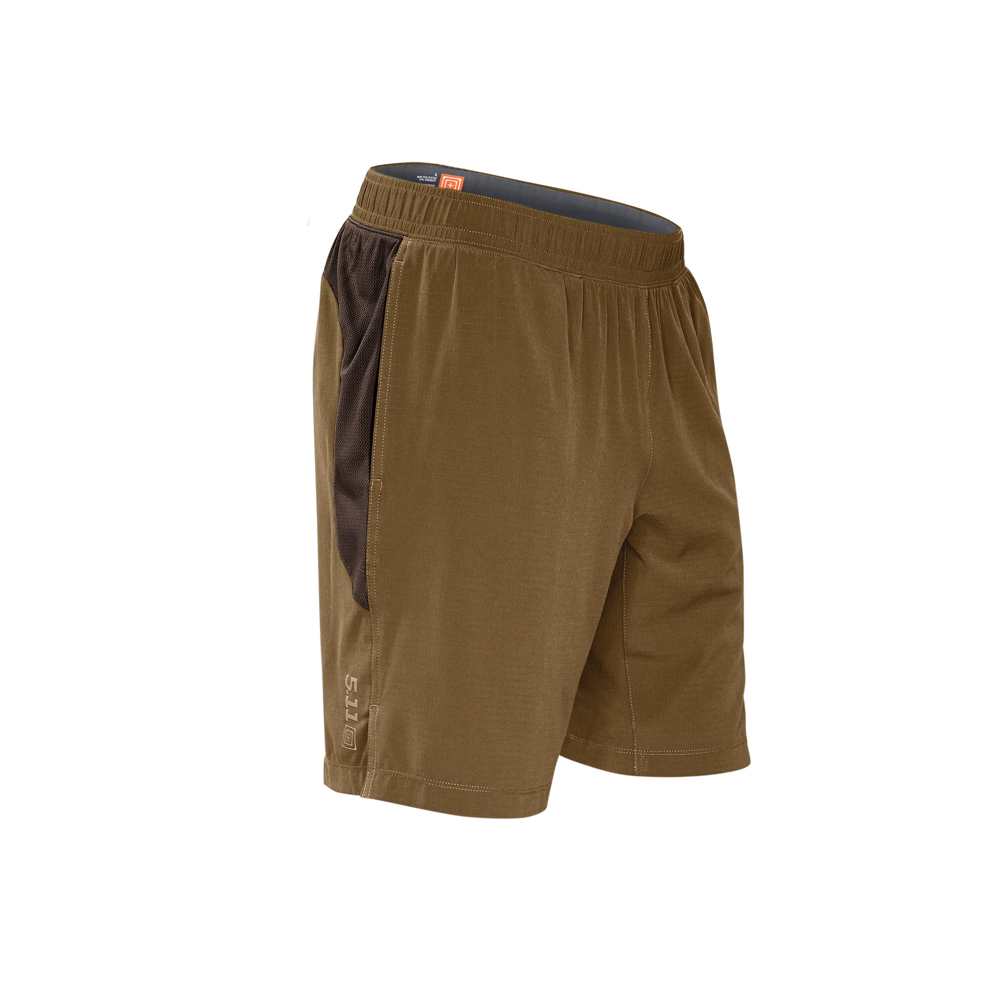 5.11 RECON Training Shorts - Battle Brown
