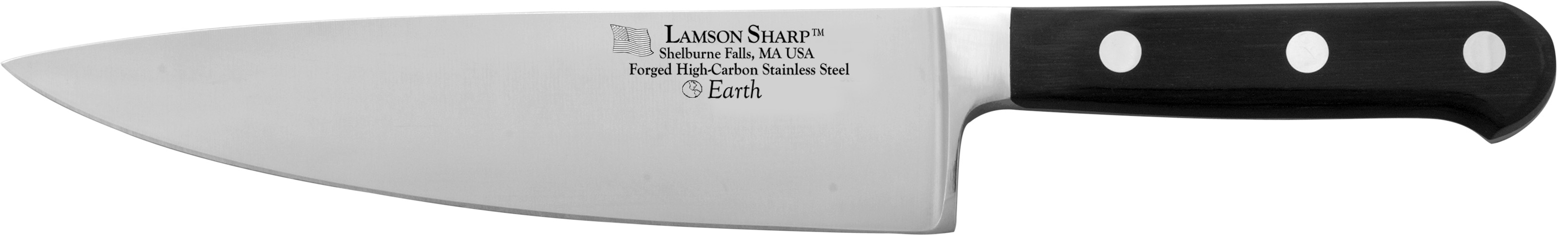 "Lamson Earth Forged 8"" Chef's Knife (Online Only)"