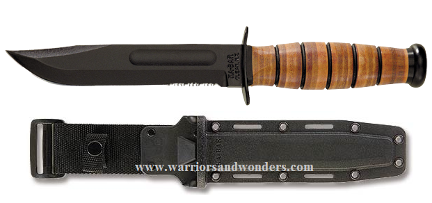 Ka-Bar 5018 Full Size USMC Hard Sheath (Online Only)