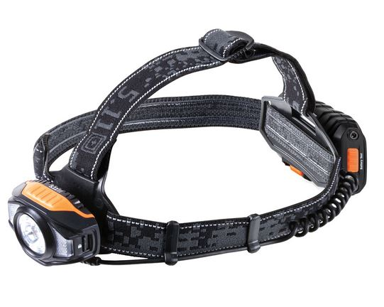 5.11 S+R H3 Headlamp - 338 Lumens [Clearance]