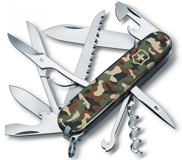 Swiss Army Huntsman - Camo