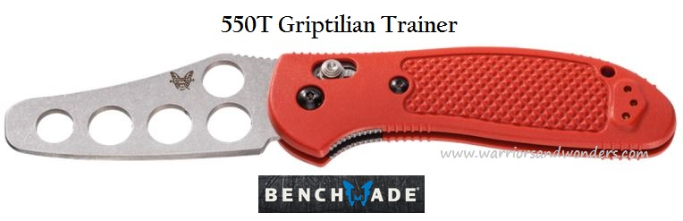 Benchmade 550T Griptilian Trainer (Online Only)