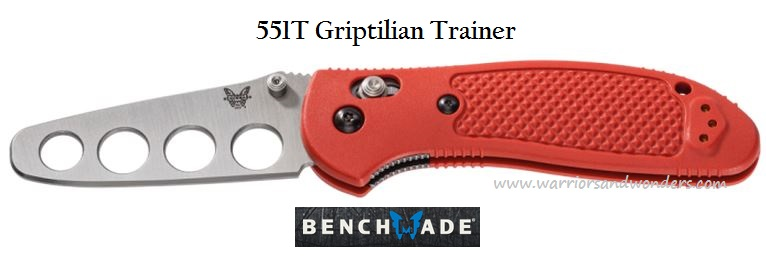 Benchmade 551T Griptilian Drop Point Trainer