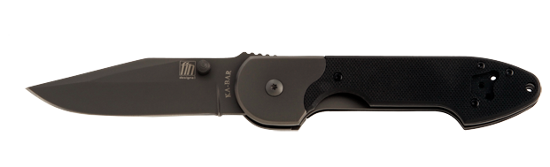 Ka-Bar 5548 FIN Mojo Folder Plain Edge (Online Only)