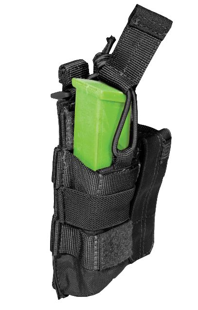5.11 Double Pistol Bungee Cover - Black