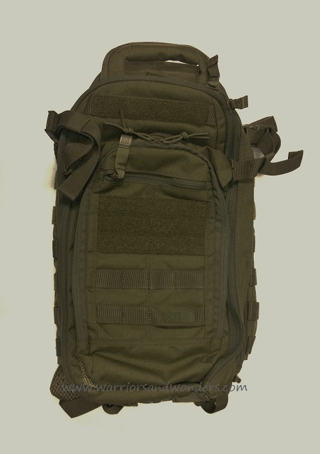 5.11 All Hazards Nitro Backpack - Tac OD