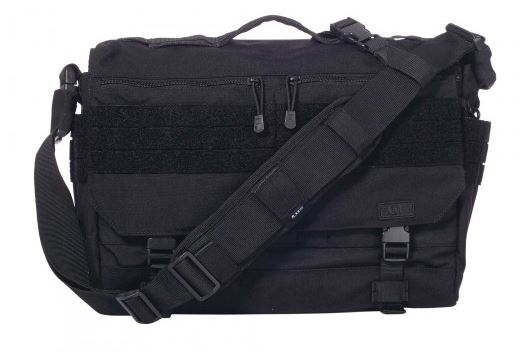 5.11 Rush Delivery Bag, Lima Class - Black