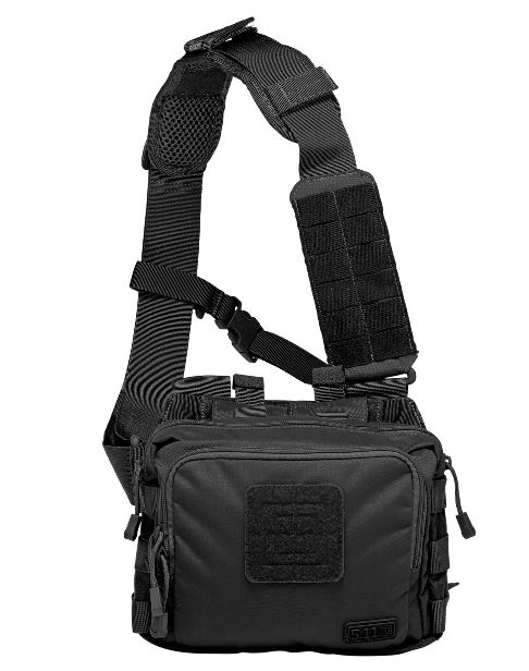5.11 2-Banger Bag - Black