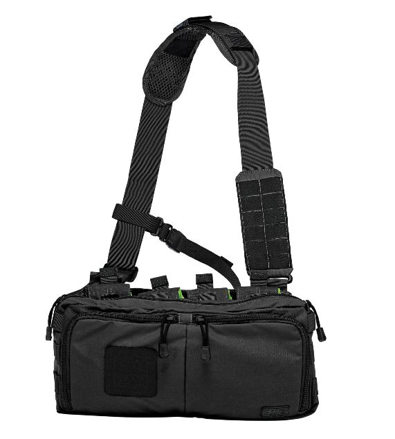 5.11 4-Banger Bag, Black