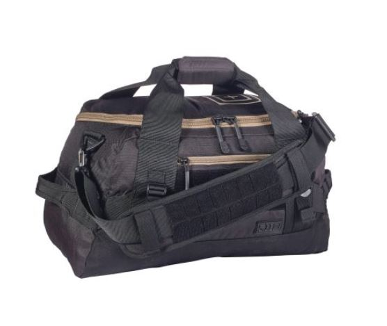5.11 NBT Duffel Bag, Mike Class - Black - Click Image to Close