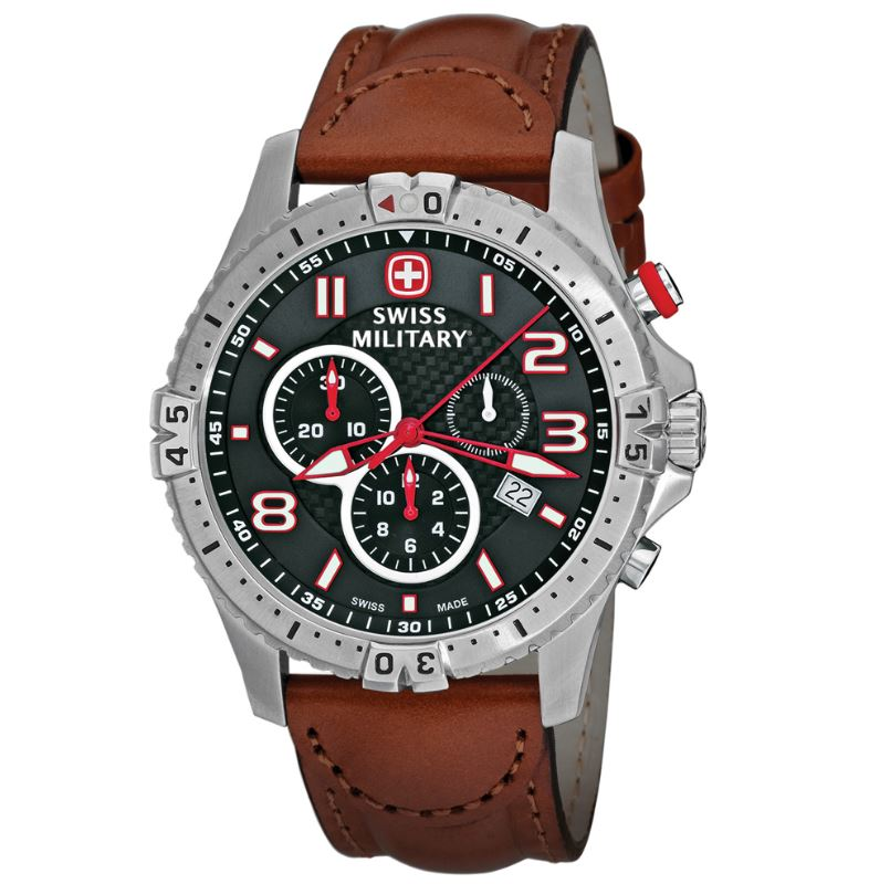 Swiss Military Squadron Chronograph 57051