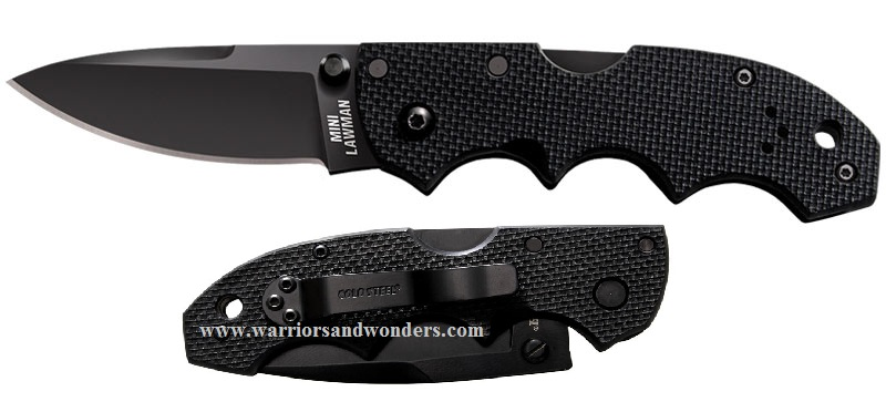 "Cold Steel 58ALM Lawman 2.5"" Mini (Online Only)"