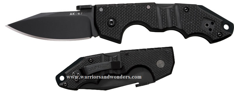 Cold Steel Mini AK-47 Folder 58TMAK
