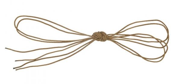 5.11 Braided Nylon Replacement Shoelaces - Coyote [Clearance]