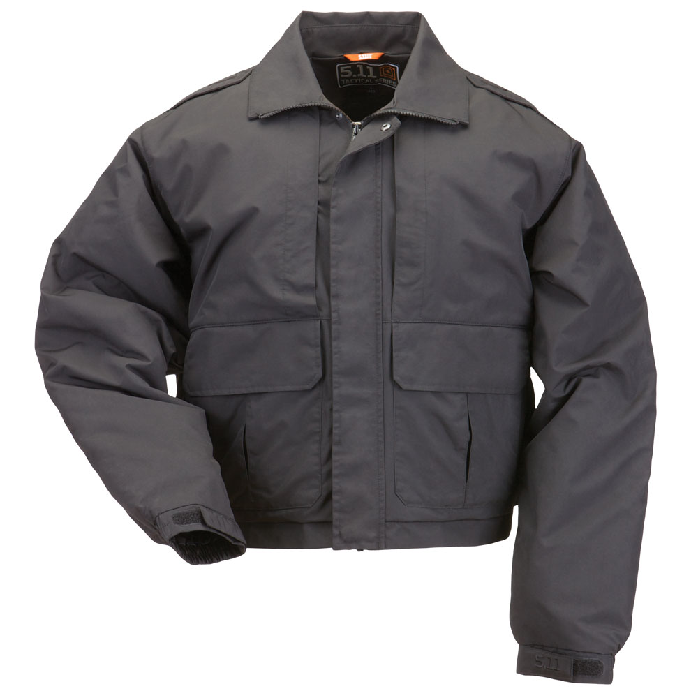 5.11 Double Duty Jacket - Black [Clearance Size XXL]