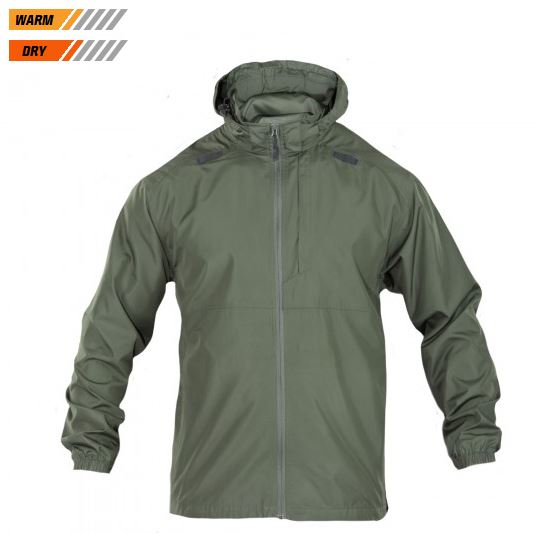 5.11 Packable Operator Jacket - Sheriff Green