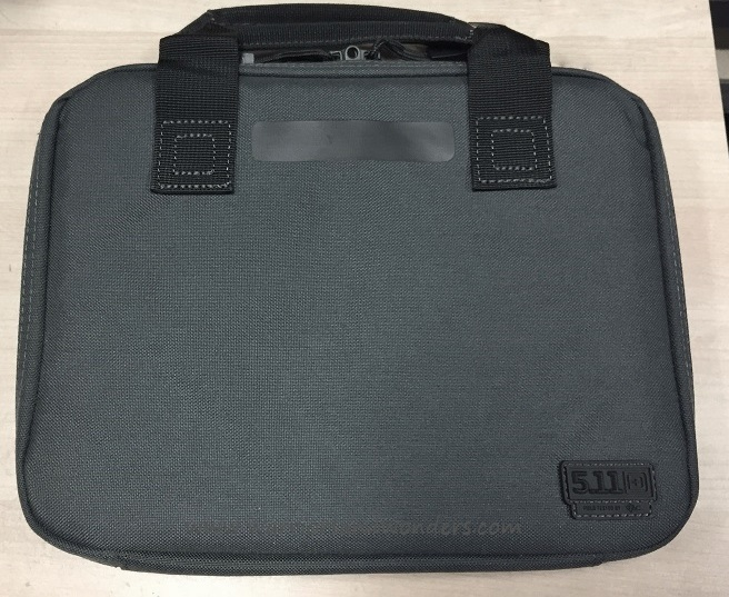 5.11 Single Pistol Case - Double Tap