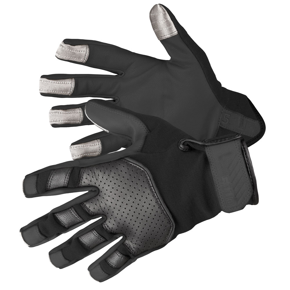 5.11 Screen Ops Tactical Gloves - Black