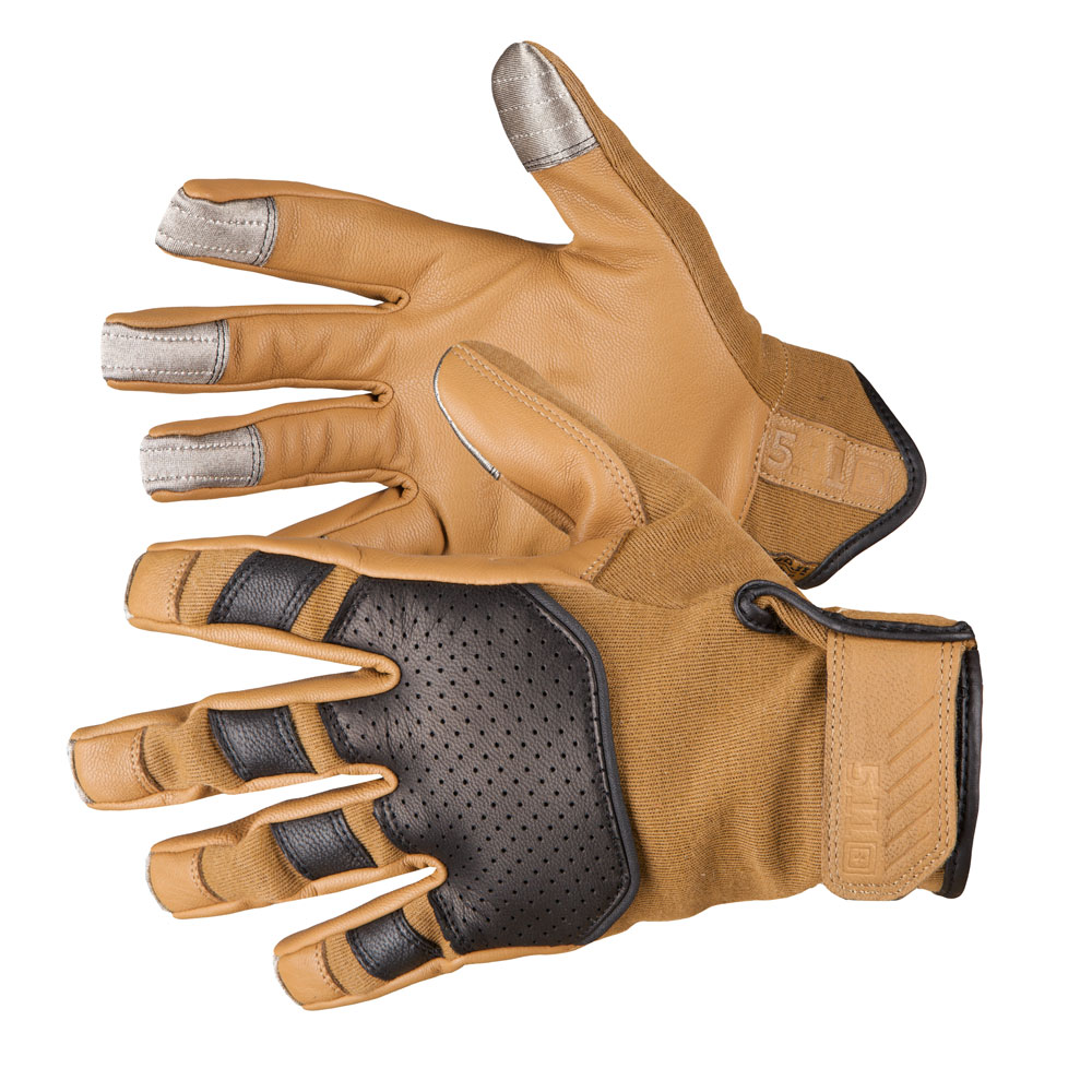 5.11 Screen Ops Tactical Gloves - Coyote