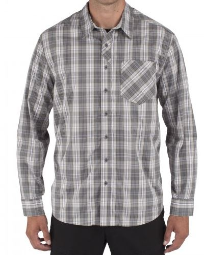 5.11 Covert Flex L/S Shirt - Storm