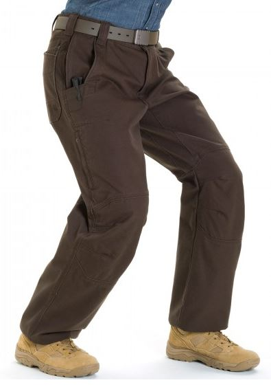 5.11 Kodiak Pants - Saddle Brown [Clearance W40xL34 only)