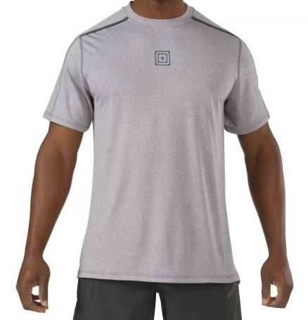 5.11 RECON Triad Top Short Sleeve - Storm Grey