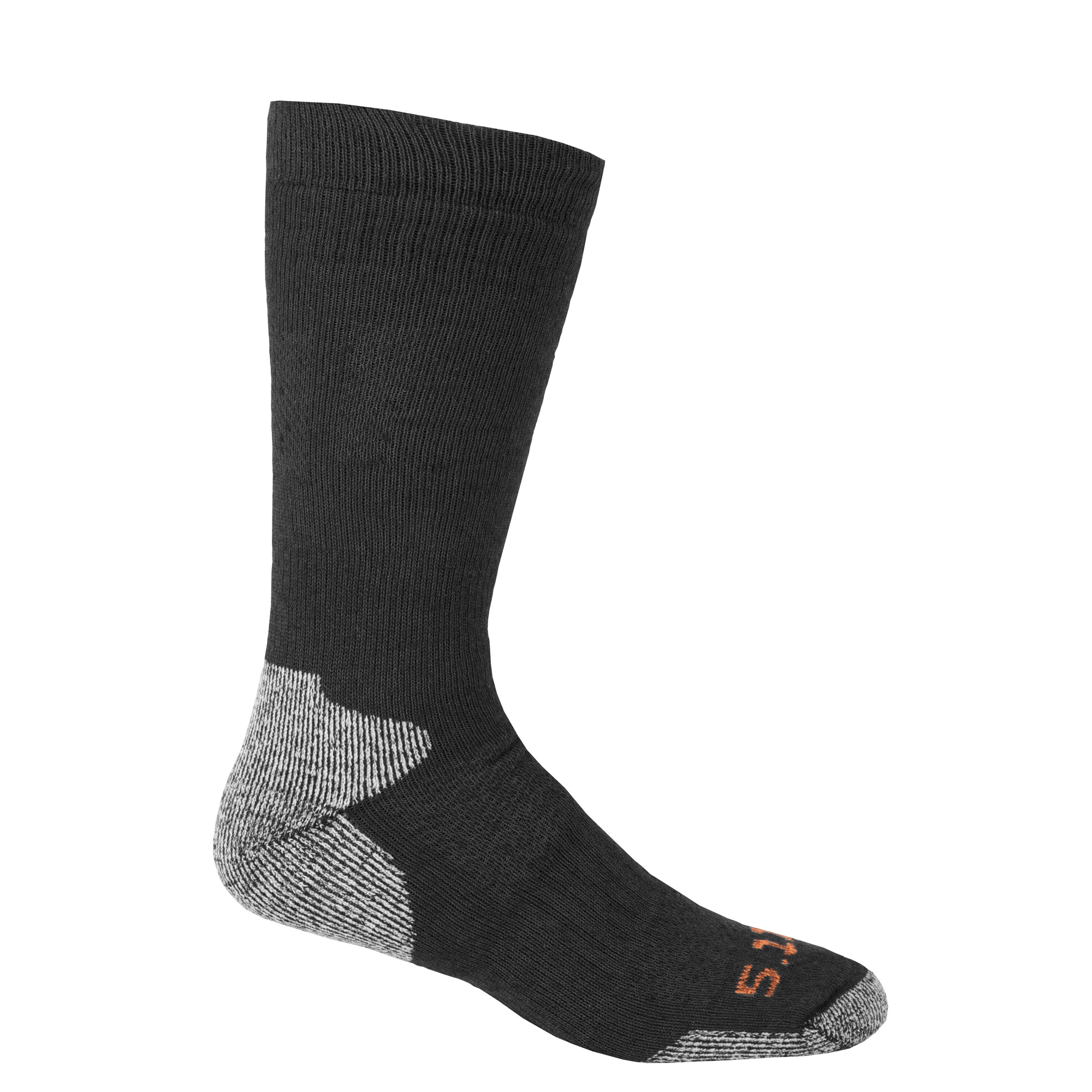 5.11 Cold Weather OTC Sock - Black [Clearance Size S/M]