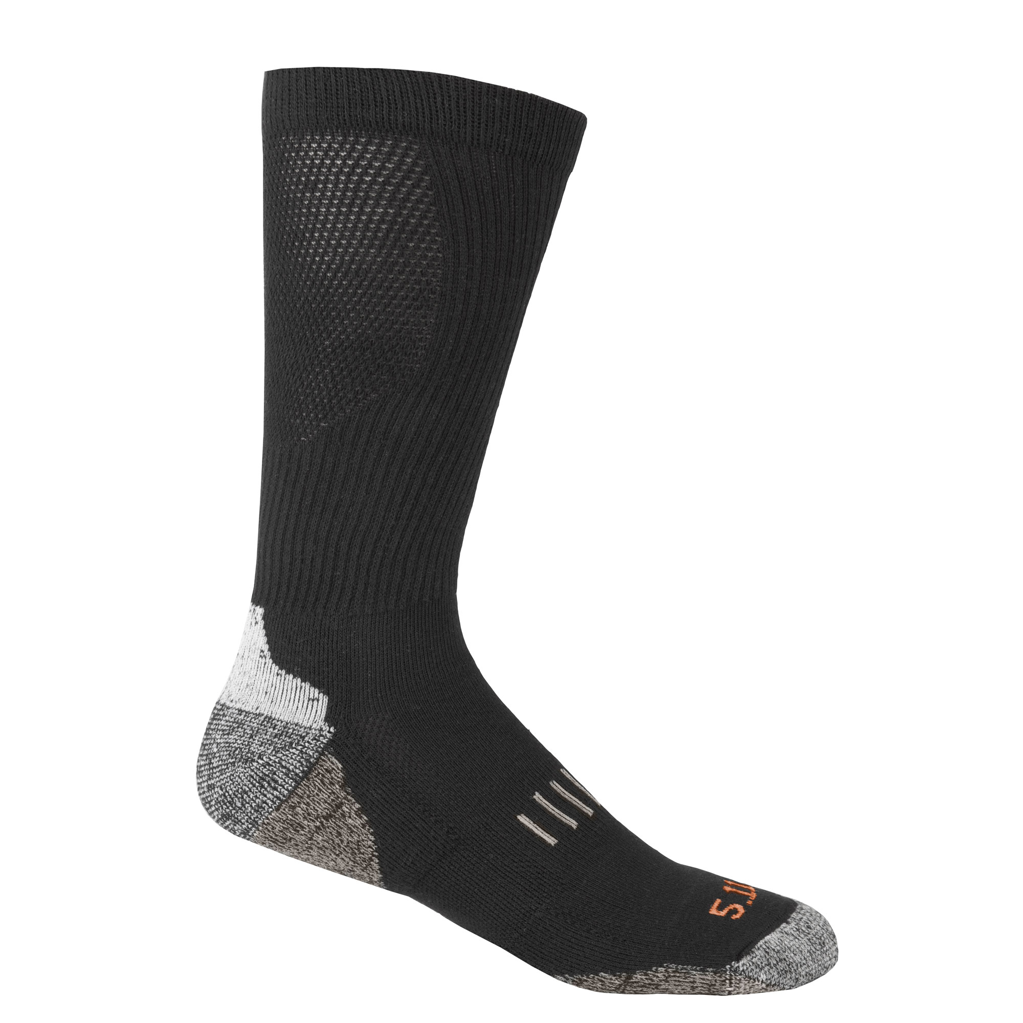 5.11 Year Round OTC Sock - Black [Clearance Size S/M]