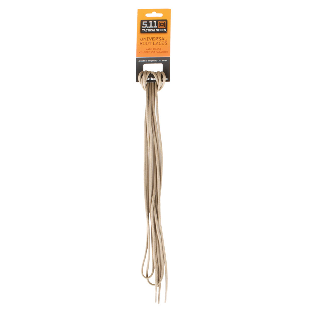 5.11 Replacement Shoelaces - Coyote Brown