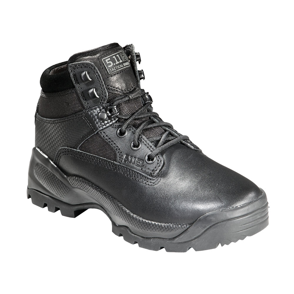 "5.11 Women's A.T.A.C. 6"" Boot - Black"