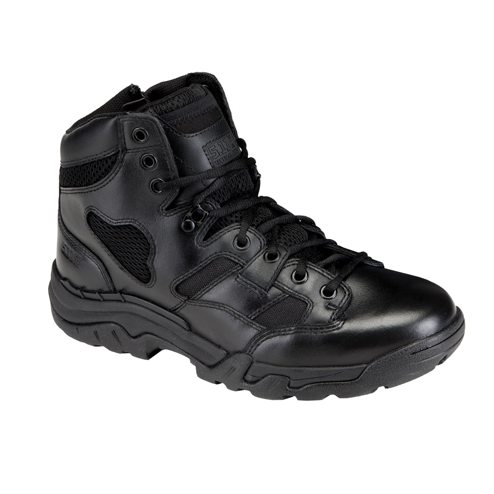 "5.11 Taclite 6"" Side Zip Boot - Black [Clearance]"