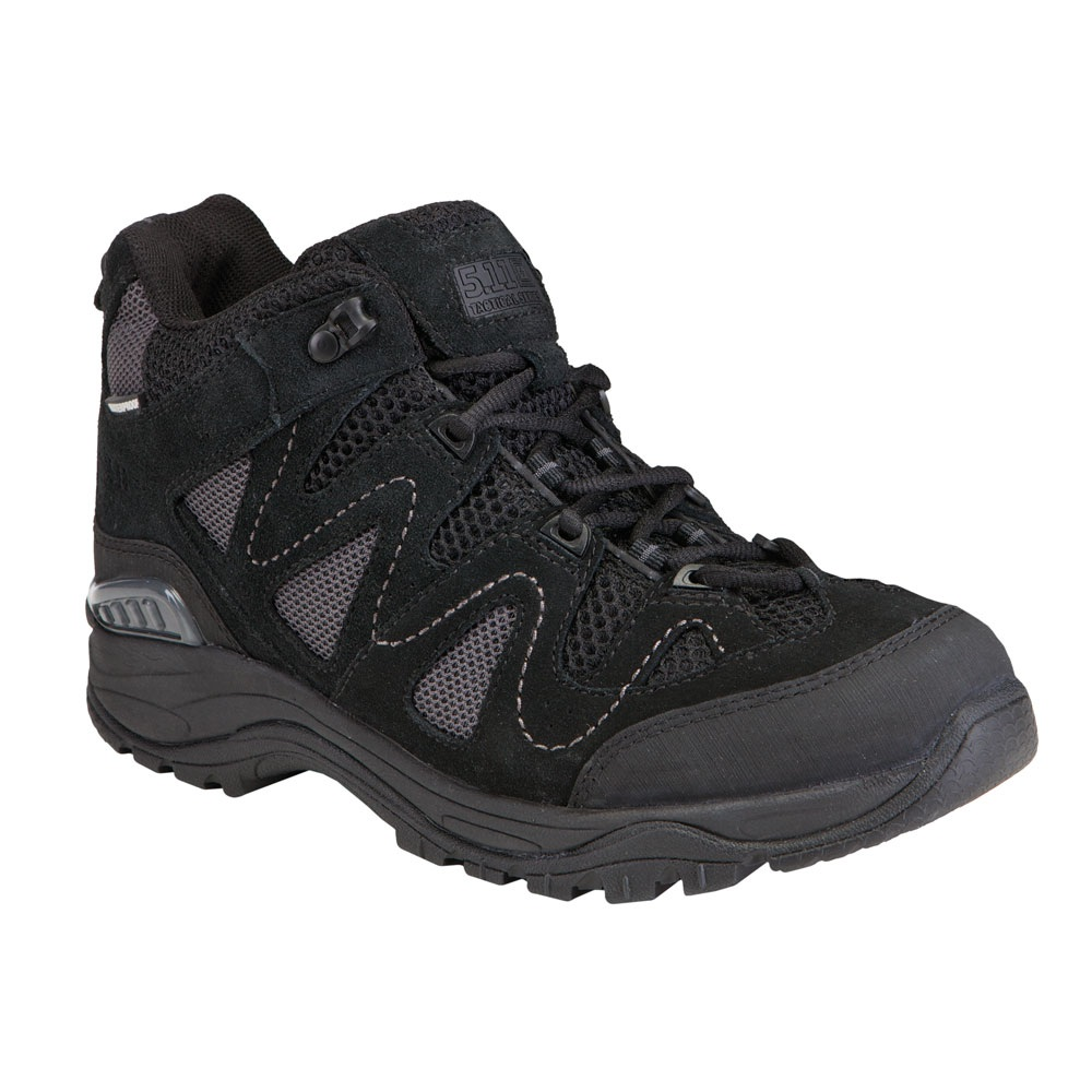 5.11 Tactical Trainer 2.0 Mid Waterproof - Black