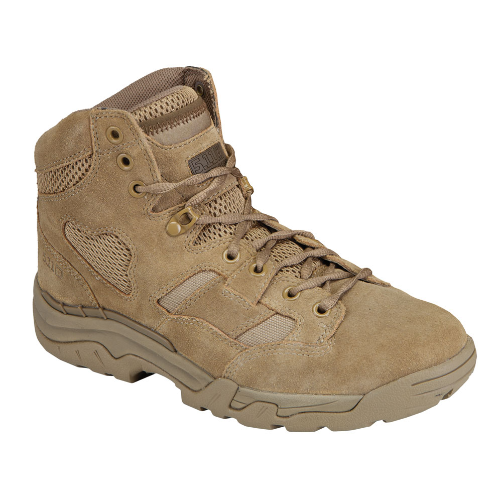 "5.11 Taclite 6"" Coyote Boot - Coyote Brown"