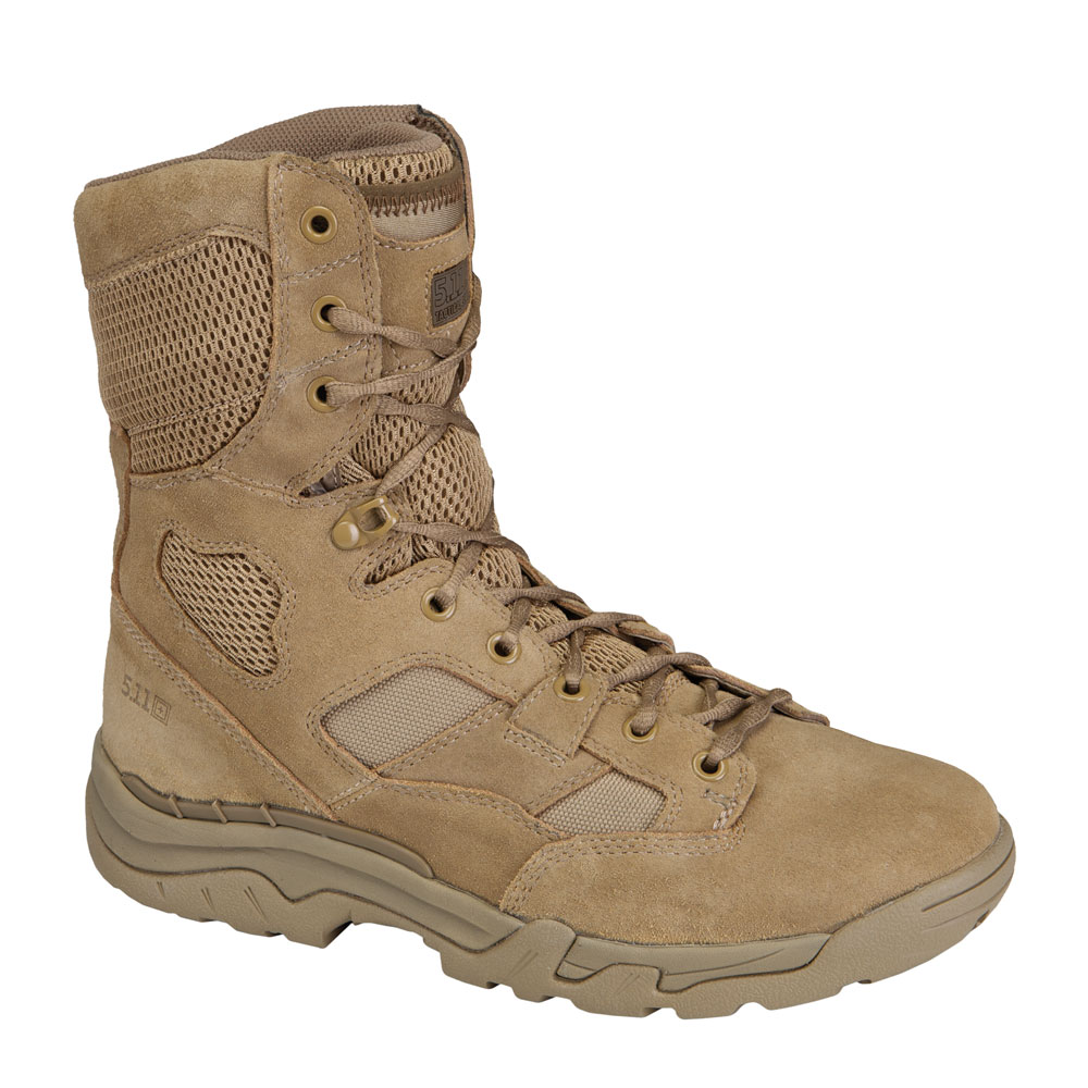 "5.11 Taclite 8"" Coyote Boot - Coyote Brown"