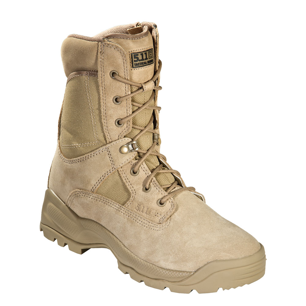 "5.11 A.T.A.C. 8"" Coyote Boot - Coyote Brown"