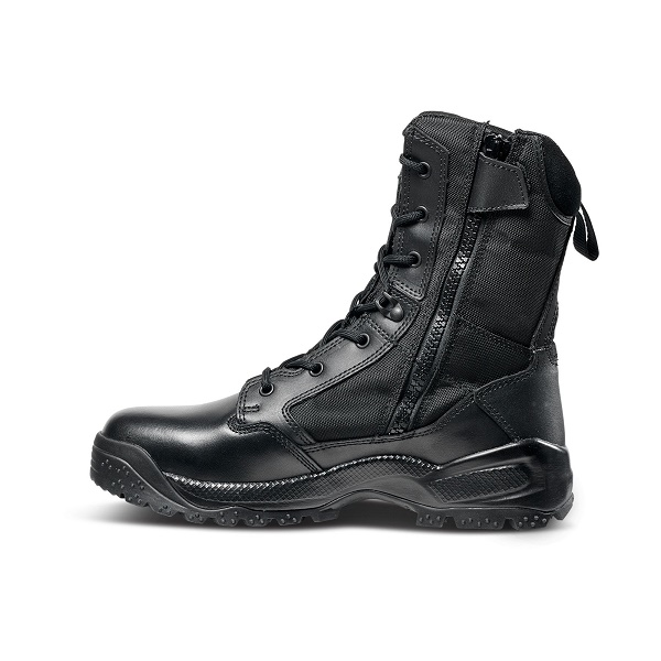 "5.11 A.T.A.C. 2.0 8"" Side Zip Boot- Black"