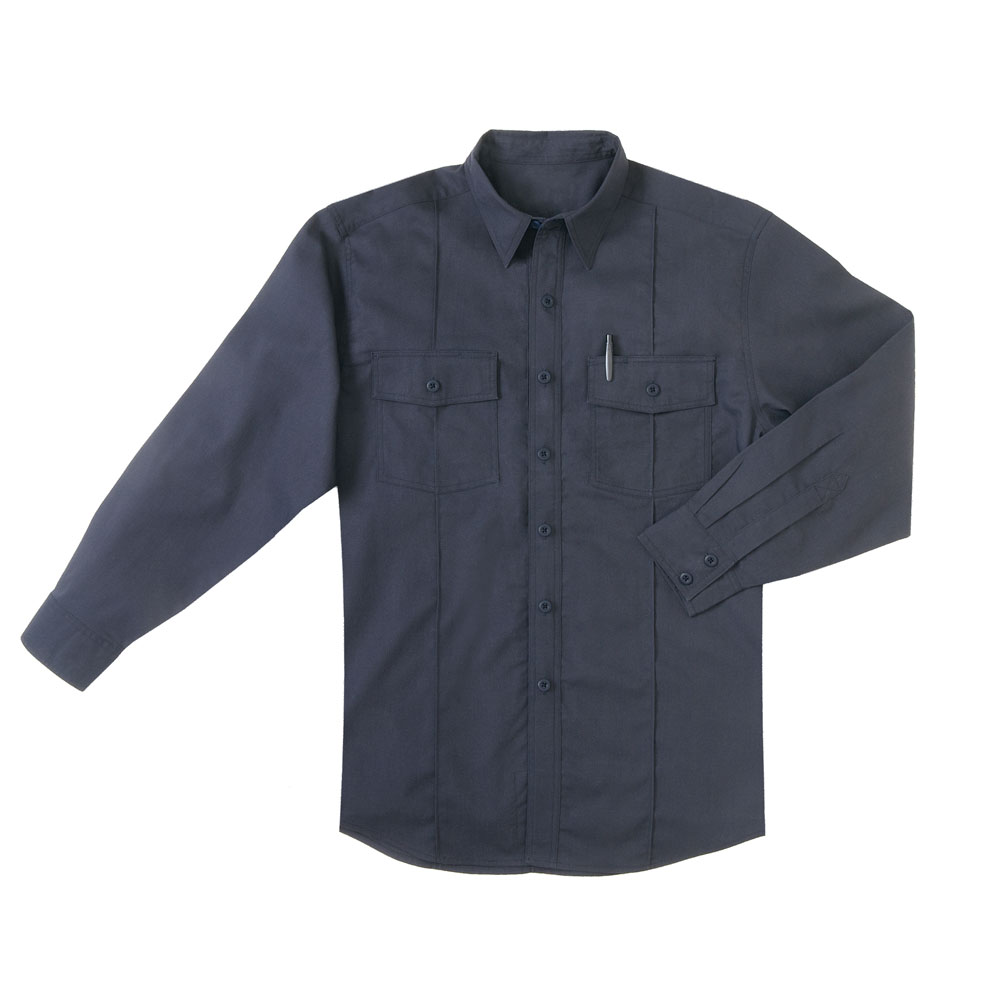 5.11 Women's L/S Station Shirt A Class- Fire Navy [Clearance]