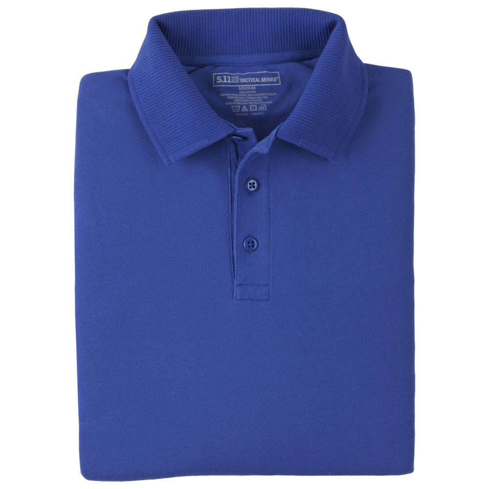 5.11 Professional L/S Polo - Academy Blue
