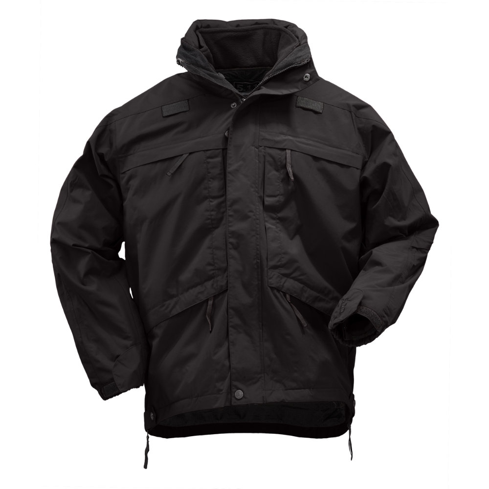 5.11 3-in-1 Parka Black [Clearance]