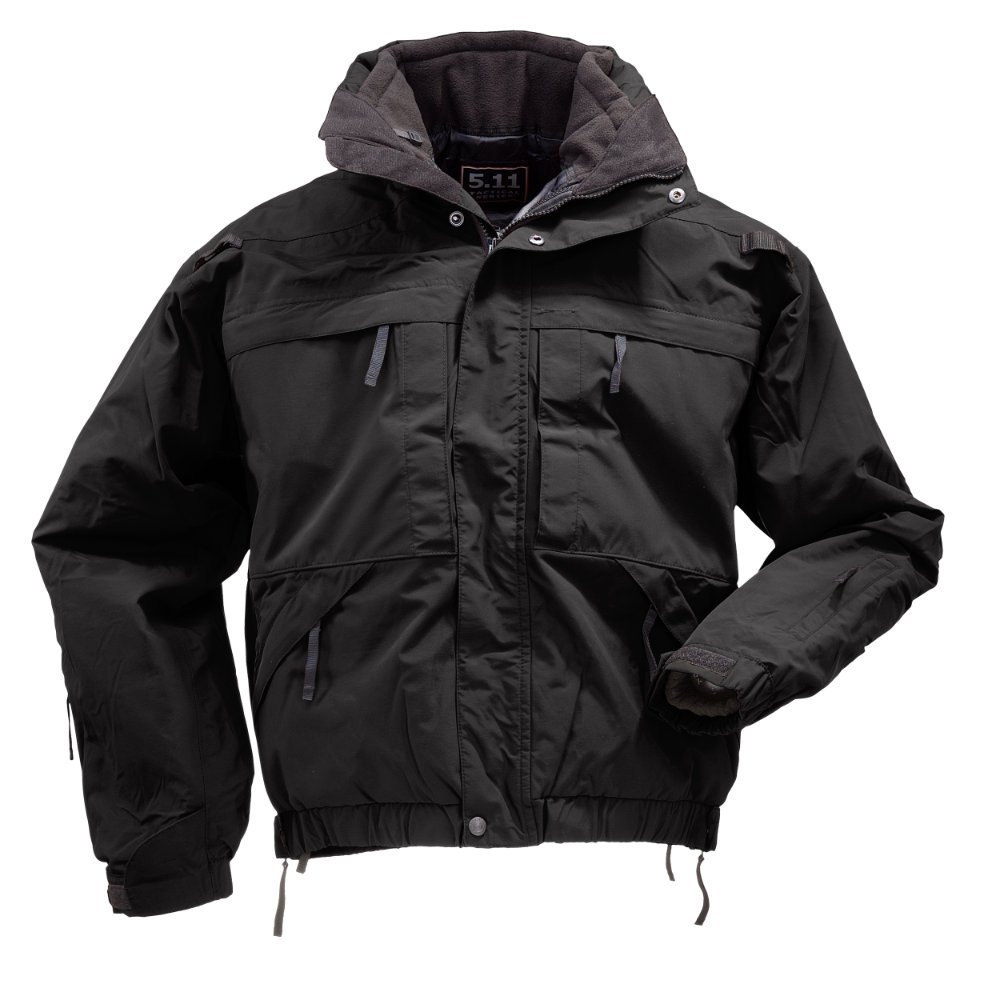 5.11 5-in-1 Jacket - Black [Clearance]