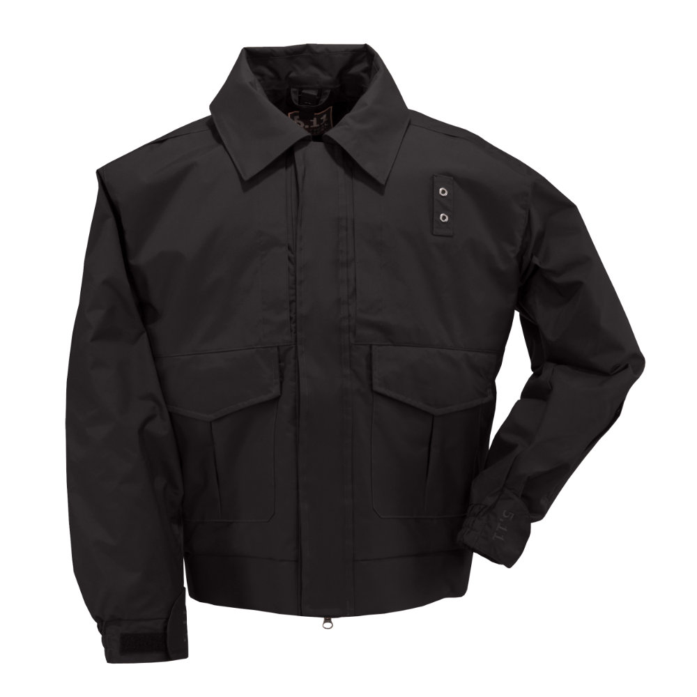 5.11 4-in-1 Patrol Jacket - Black [Clearance]