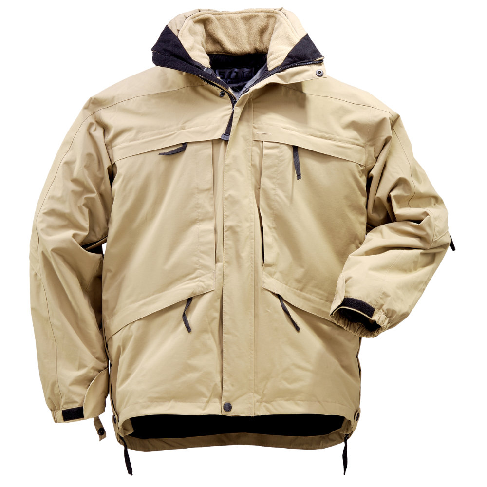 5.11 Agressor Parka Coyote Brown - FINAL CLEARANCE